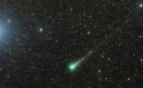"""Arriva """"Catalina"""", la cometa di Natale"""