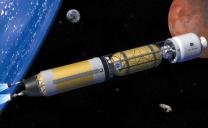 """La Russia lavora su un nuovo """"motore nucleare"""" per arrivare su Marte in un mese e mezzo"""