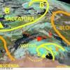 BURRASCA PRIMAVERILE IN ARRIVO: PIOGGE, TEMPORALI, POLVERI DESERTICHE, NEVE IN QUOTA SUI RILIEVI E 10° C IN MENO SU MOLTE REGIONI