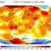 Luglio 2016 da record, mese più caldo mai registrato