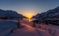 Prime nevicate di stagione sulle città siberiane, il freddo comincia ad avvolgere l'Eurasia