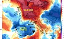 Il VP va in Canada ma le piogge arriveranno lo stesso a metà mese in tutta Italia; le linee guida per Settembre, l'autunno che sarà