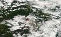 Erutta il vulcano Klyuchevskoy, Russia, cenere fino a 11,2 km di altitudine
