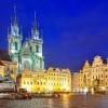Praga Massime e Minime del 1857