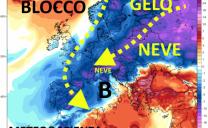I modelli si allineano verso un mese di Novembre con afflussi freddi continentali