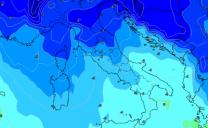 Le News della Sera: Il Nord ancora all'asciutto, neve e gran freddo sui versanti adriatici