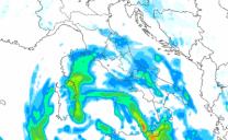 Le News della Sera: Maltempo in Sardegna e al Centro Sud, deboli fenomeni nevosi su Emilia e Piemonte