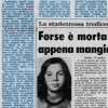10 Agosto 1976, disastro sul Levante Ligure