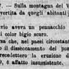6 Ottobre 1870, scossa di terremoto e fumo dal Vesuvio