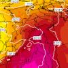 Niente Freddo, dopo Pasqua Ancora Anticiclone Africano e temperature sopra i 25