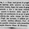 Genova, Temporale 1 Gennaio 1869