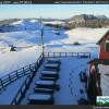 Neve di Maggio, la situazione stamattina in Valsassina in Lombardia