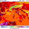 Bel tempo in settimana con temperature in aumento, cenni di instabilità solo mercoledì