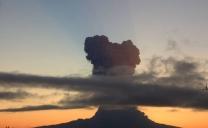Breaking News – Erutta il vulcano Bogoslov: Cenere oltre i 9 km