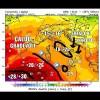 Previsioni 14/08/17. Ecco il ritorno del tanto mancato anticiclone delle Azzorre nella nostra pensiola!  I dettagli