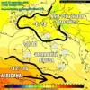 Previsioni 26/09/17. Maltempo in arrivo su Sardegna e Ovest Alpi, variabilità con temporali sulle Adriatiche e al Sud. I dettagli.