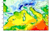 In arrivo il grande freddo forte Bora anche oltre i 100 km/h fra sabato e domenica