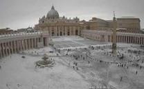 Gelo e neve in Italia, ecco alcune immagini di alcune località del centro sud sotto la neve.