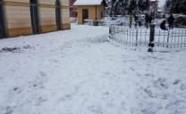 Allerta Burian, ancora neve al centro sud