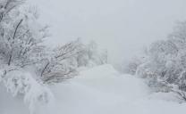 Appennino Emiliano Romagnolo sepolto dalla neve
