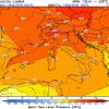 Serata estiva, ancora 22 gradi a Milano