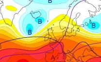 Ecco il caldo della prossima settimana in Italia, punte anche di 34/35 gradi