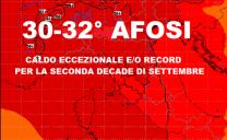 ANTICICLONE FORZA 595_DAM, COME A AGOSTO 2003, IN ARRIVO AL NORD IN PIENO SETTEMBRE