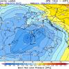 Peggioramento delle condizioni meteo Bora molto forte martedì oltre i 120 km/h