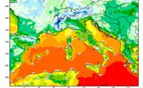 Condizioni meteo in miglioramento con graduale aumento delle temperature