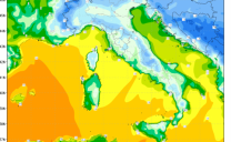 Temperature in ulteriore diminuzione ecco tutti gli aggiornamenti