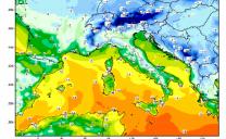 Freddo in intensificazione da giovedì peggioramento con neve a quote molto basse