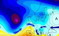 14 dicembre 2018…tra l'anticiclone russo ed il flusso atlantico…
