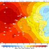 Come annunciato ieri, ecco il caldo su diverse zone tra Piemonte e Lombardia, al momento anche 16/17 gradi