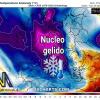 Freddo e neve su buona parte dell'Italia durante la terza decade.