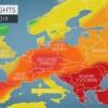ACCUWEATHER : ESTATE 2019 IN EUROPA