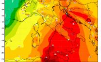 Farà caldo nei prossimi giorni