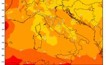 Ancora caldo nei prossimi giorni