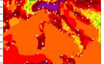 Settimana variabile ma farà caldo