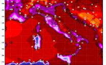 Settimana molto calda