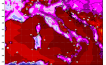 Farà molto caldo nei prossimi giorni
