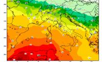 Possibili precipitazioni nelle prossime ore