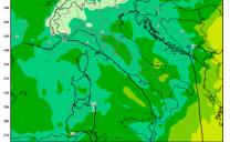 Precipitazioni nei prossimi giorni
