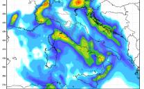 Precipitazioni nelle prossime ore