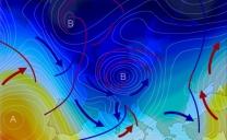 04 marzo 2020…fase meteo tipica per il periodo…