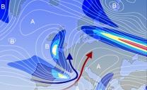 26 aprile 2020…inizio maggio tra l'africano e l'atlantico…