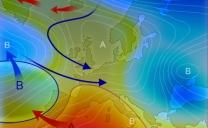 01 maggio 2020…fugace e moderata azione sub-tropicale africana…
