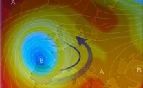 03 giugno 2020…disegni meteo di seconda decade…