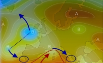 09 giugno 2020…dal nord atlantico all'africano, ma con moderazione e riserva…
