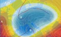 26 settembre 2020…interessanti dinamiche cicloniche…