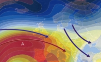 11 novembre 2020…un vortice polare poco arrendevole…